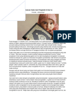 Ketulusan Gadis Kecil Penghafal Al-Qur'An