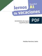Cuadernos Vacaciones a1
