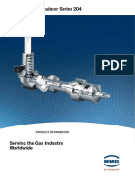 Press Regulator Catalogue