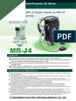 MR-J2S Renewal Tool Catalog x901307-312