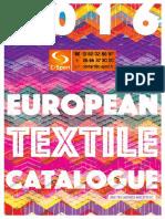 European Textile 2016