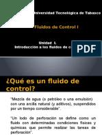 Fluidos de Control