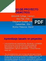 Aprendizaje Basado en Proyectos TAREA