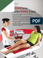 Medio Sono 2 ultrazvucna terapija