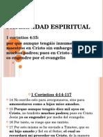 Paternidad Espiritual.
