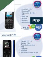 Catalogo TIGO Octubre 2014 GT
