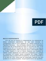 diapositiva dereccho mencartil