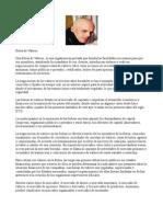 Bolsa de Valores Gabriel Abraham Rojas