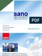 Sano Israel is Seeking Distributors in Africa !