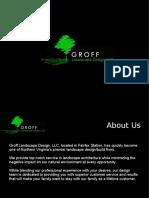 Groff Landscape Design - Outdoor Kitchens, Concrete Paver & Flagstone Patio Installation