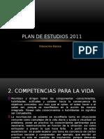 Plan de Estudios 2011 Competencias