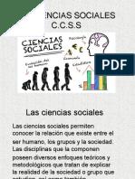 LAS CIENCIAS SOCIALES 2 año.ppt