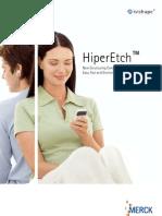 Merck Chemicals - HiperEtch®