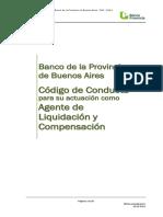 Codigo_conducta Para Su Actuación Como Agente de Liquidación y Compensación