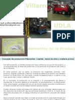 Fundamentos de Producción Nov 2013