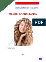 Manual de Ondulacion