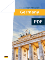 How to Study Abroad in Germany