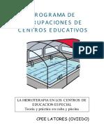 Dosier Hidroterapia CPEE Latores