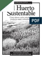 Jeavons John Y Cox Carol - El Huerto Sustentable