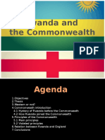 Rwanda and the Commonwealth