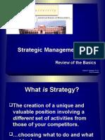 Matusik - Strategy Frameworks