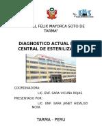 DIAGNOSTICO CENTRAL DE ESTERILIZACION SARA.docx