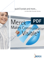 Merck Chemicals - Liquid Crystals and More