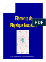Cours Phy Nu 2012 Chapitre III Final
