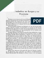 Isabel de Castela - Arte e Politica