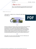 Elektronik ve İşlemciler_ Atmega8 ve RS232 ile 3 Renkli LED Modül Sürülmesi.pdf