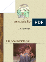 Anesthesia Review Dwi