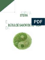 Manual Estevia