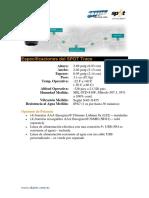 Especificaciones Del SPOT Trace