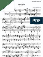 Beethoven Sonata7 Op10no3