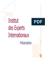 Formation Expertise Internationale