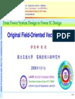 2009-01-01:【技術專題】Original of Field-Oriented Control.pdf