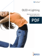 Merck Chemicals - OLED Lighting