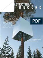 Architectural Record Magazine December 2009