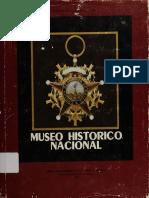 Museo Histórico Nacional. (1982)
