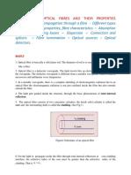 Unit 1 Lecture Notes Fiber Optics