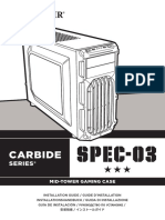 Carbide Series Spec 03 Install Guide