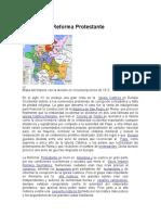 Inicios de la Reforma Protestante.doc