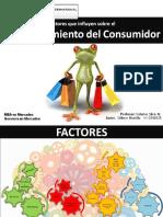 Gcia en Mercadeo Factores Que Influyen V12960325 Wilmer Montilla