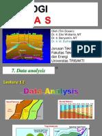 08. Data Analysis