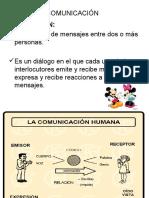Comunicación - Trabajo en Equipo