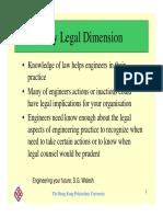 Week 6_Legal Dimension
