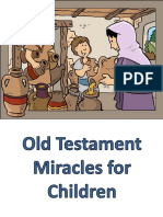 Old Testament Miracles for Children