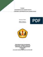 Papper Geomorfologi Kuantitatif (1)