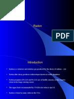 Radon Powerpoint