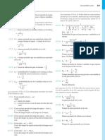 Fórmulas teoría de colas